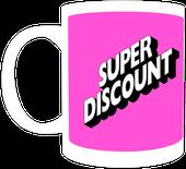 Image of Mug | Super Discount | Pink
