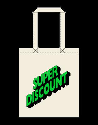 Image of Tote Bag |Logo Green