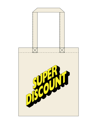 Image of Tote Bag | Logo Yellow