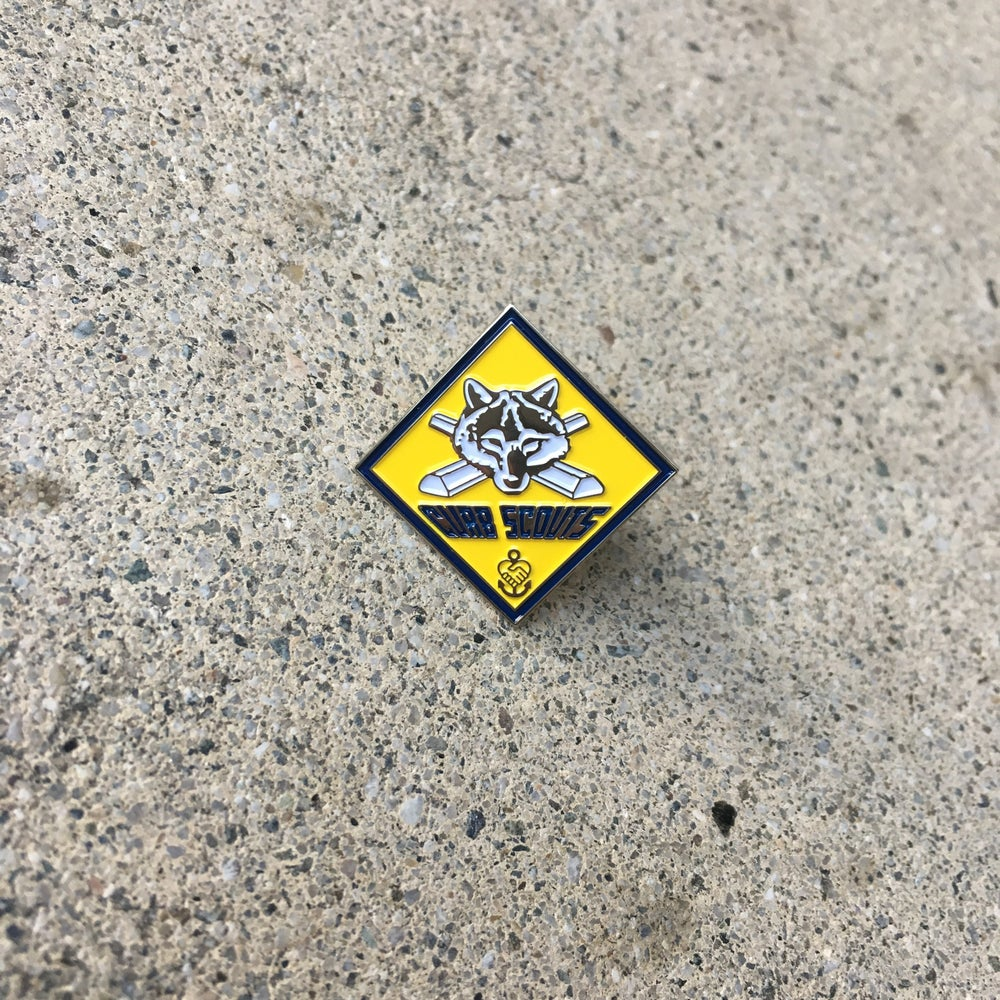 Image of Guest Pin! Curb Scouts by The Friend Ship