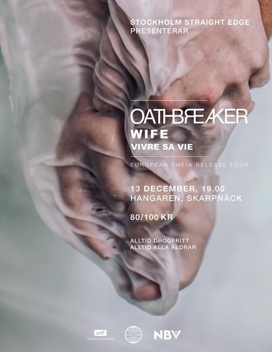 Image of OATHBREAKER + support