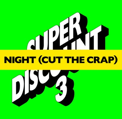 Image of Vinyl EP | Night (Cut The Crap)