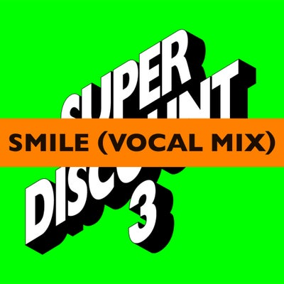 Image of Vinyl EP    Smile (Vocal Mix)