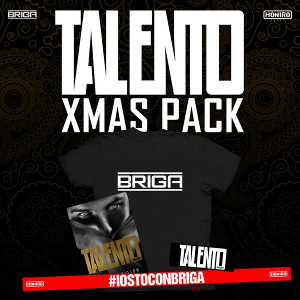 BRIGA - TALENTO XMAS PACK - HONIRO STORE
