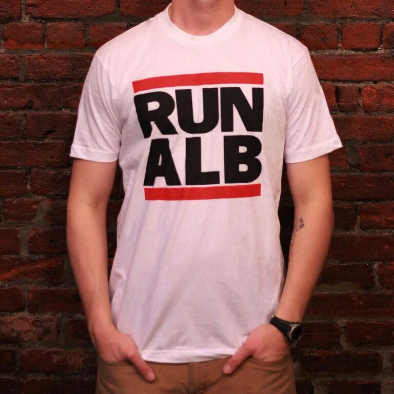 Image of Run ALB Tee