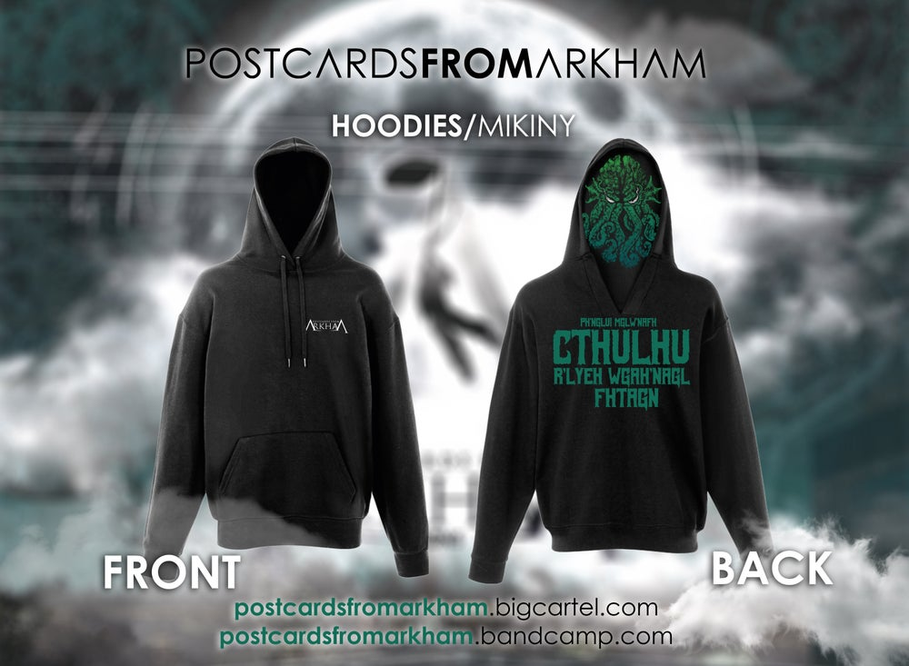 Image of CTHULHU - Unique Hoodie