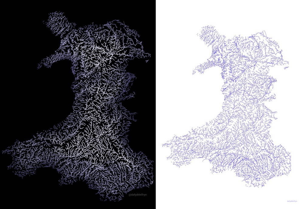Image of Afonydd Cymru / Rivers of Wales
