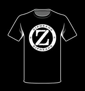 Image of Circle Logo Tee Black