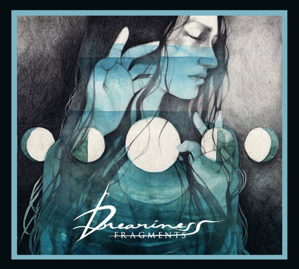 "Image of ""Fragments"" - Limited edition six panels digipack"