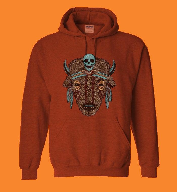 """Image of """"BUFFALO"""" hoodie"""