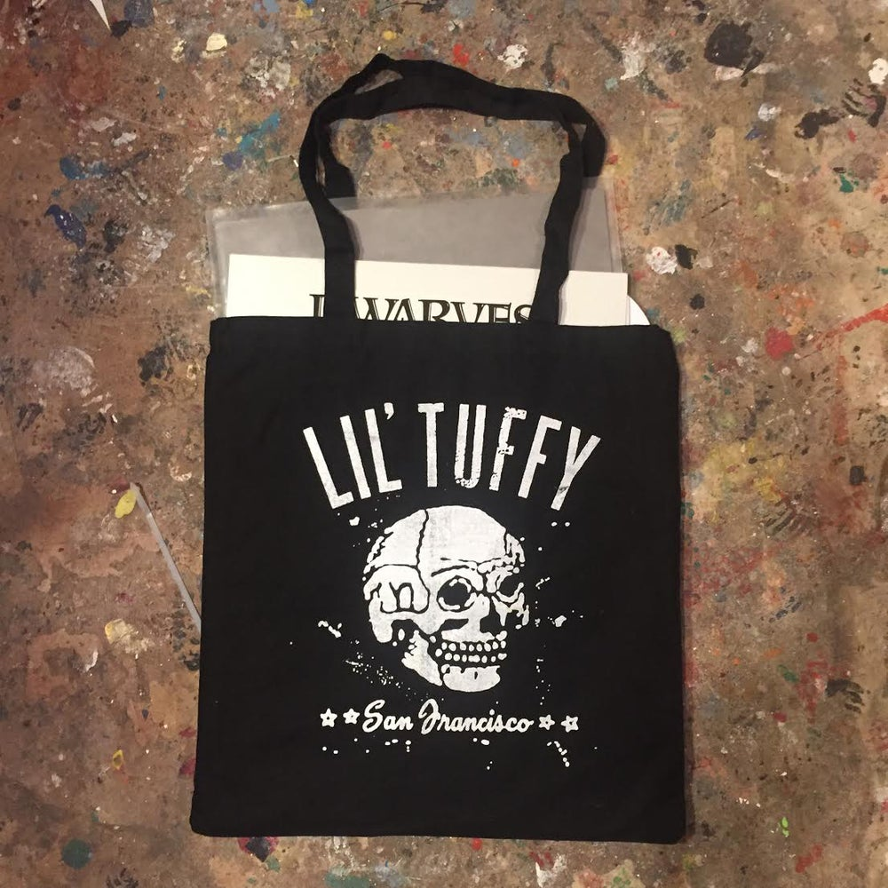 Image of Lil Tuffy Tote Bag
