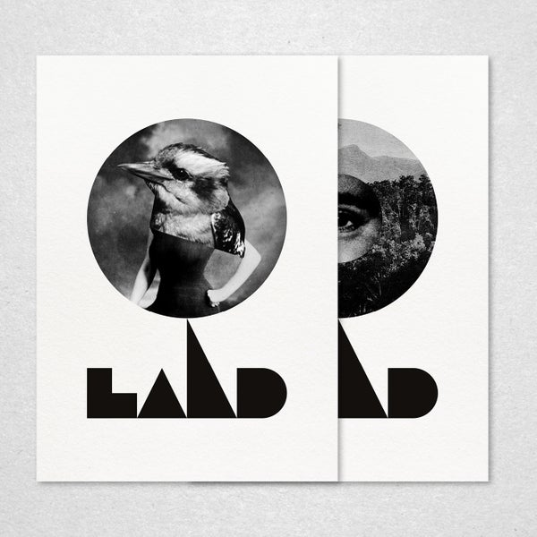 Image of On Land — Poster Set