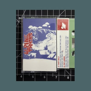 Image of Alpine Tracks Cassette