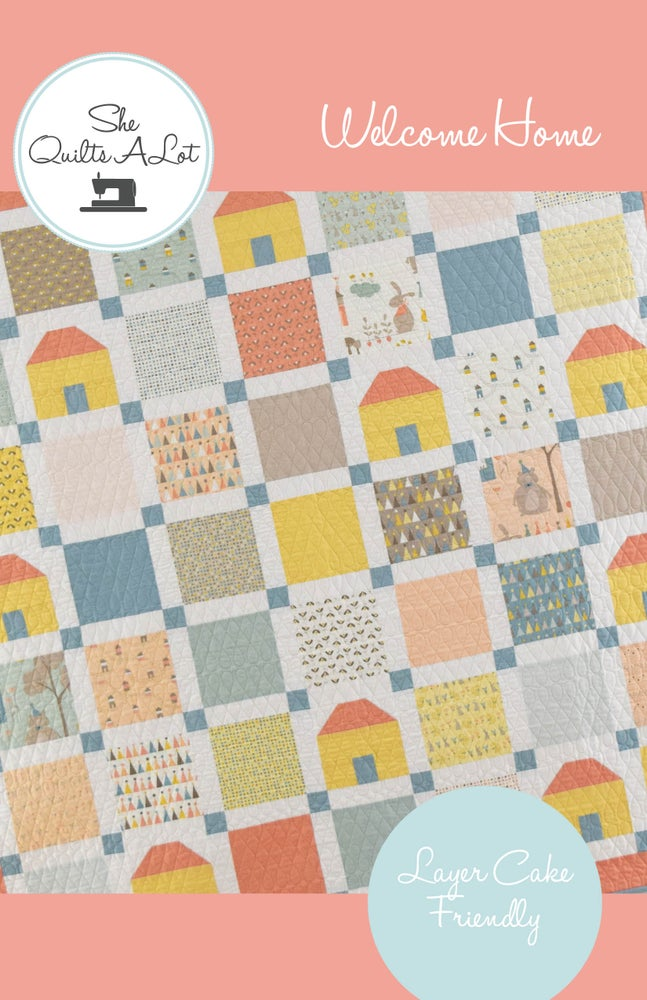 Image of Welcome Home Paper Pattern