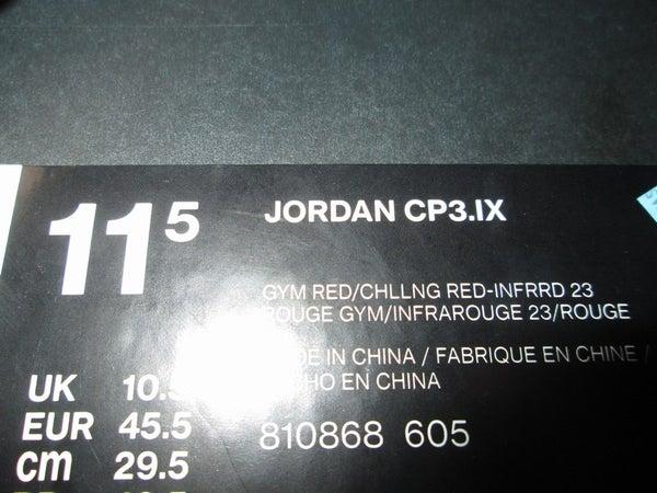 "Jordan CP3 IX (9) ""Gym Red"" - FAMPRICE.COM by 23PENNY"