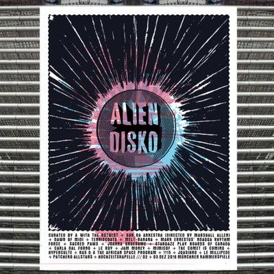 Image of ALIEN DISKO FESTIVAL 2016