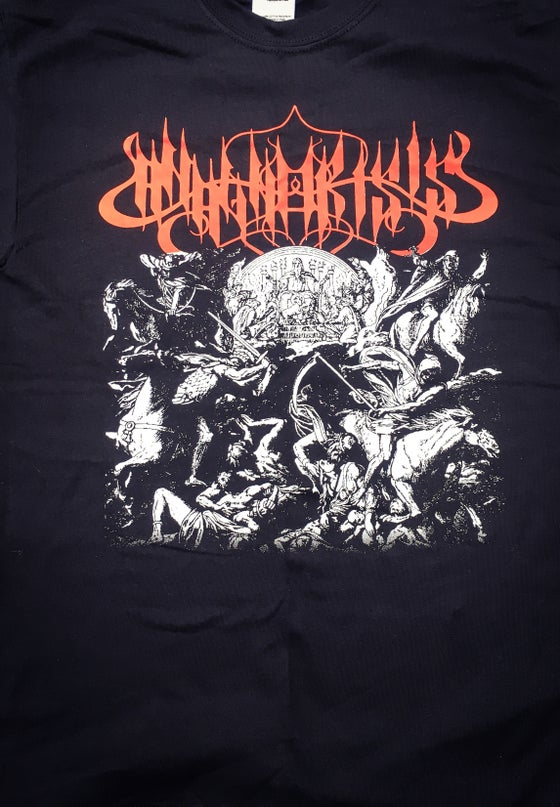 Image of Four Horsemen Shirt (double-sided)