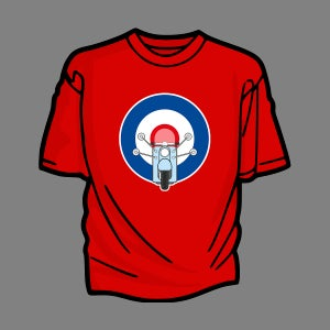 Image of Scooter T-Shirt