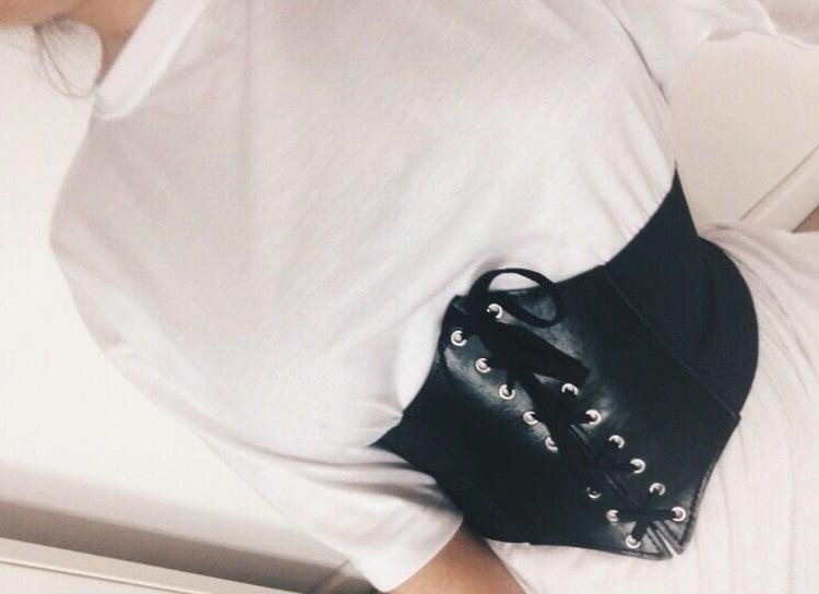 Image of Corset Body Belt