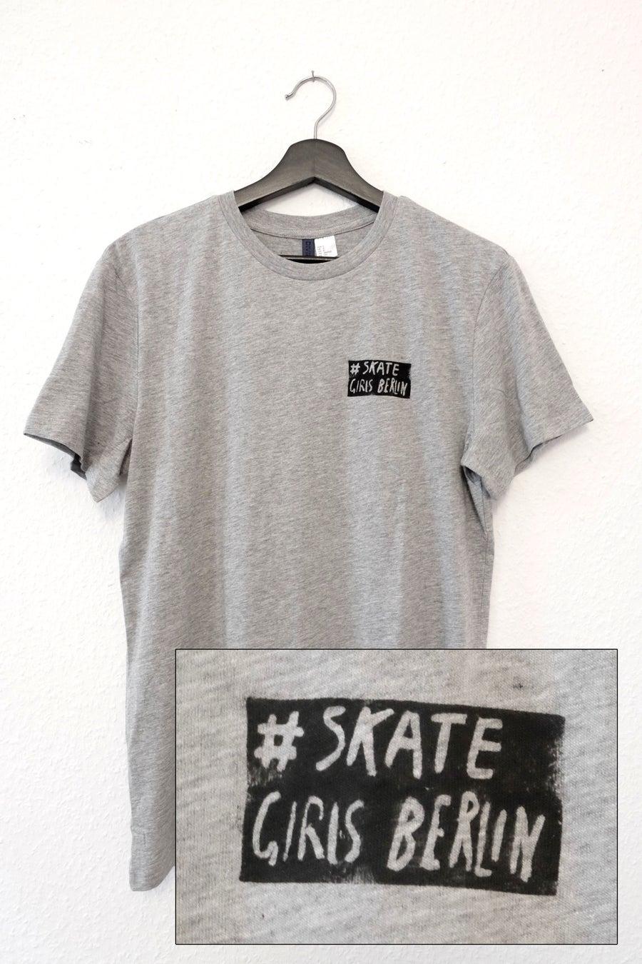 Image of Skate Girls Berlin T-Shirt (grey)