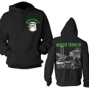 """Image of SHEER TERROR """"Hangman"""" Hoodie"""