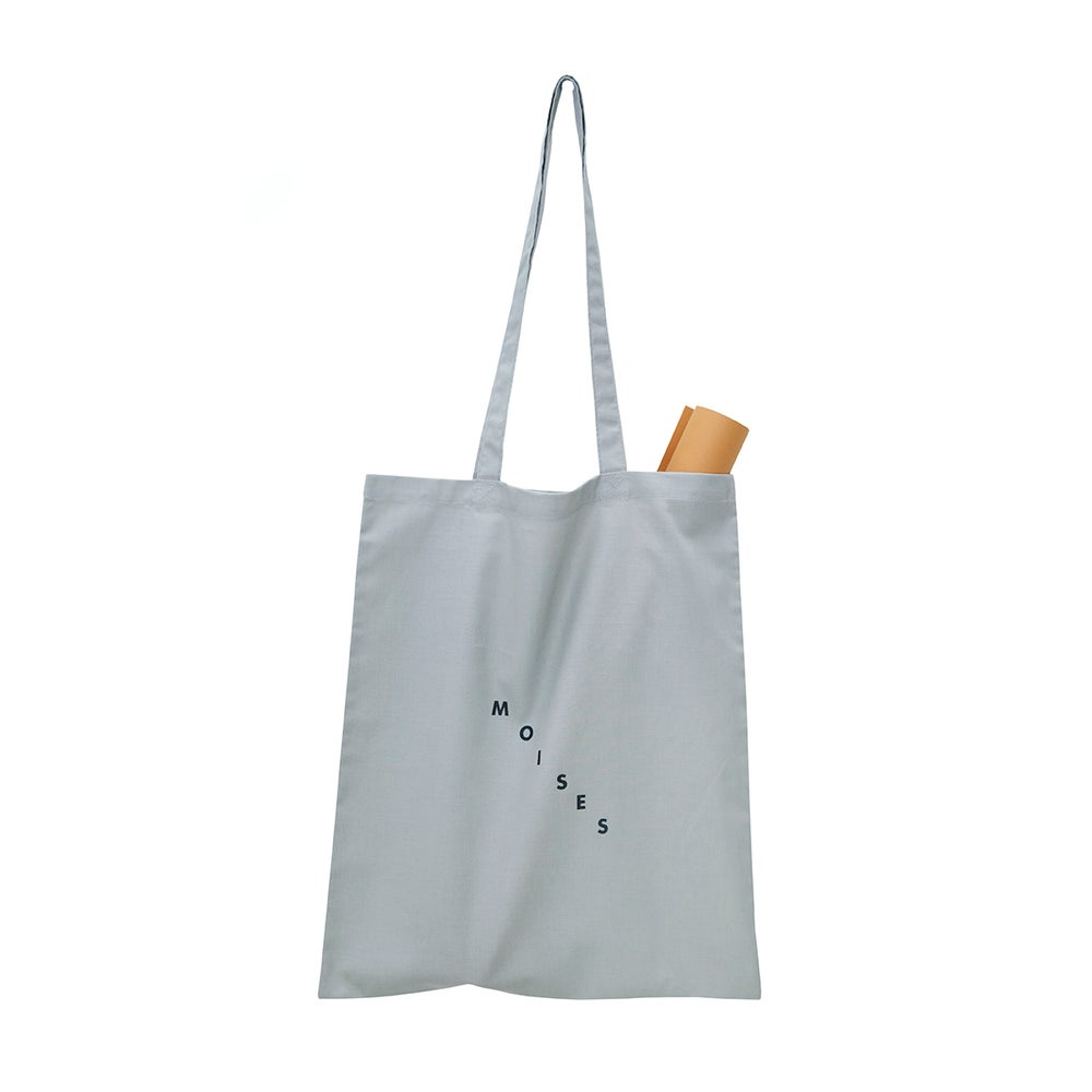 Image of Moisés tote bag