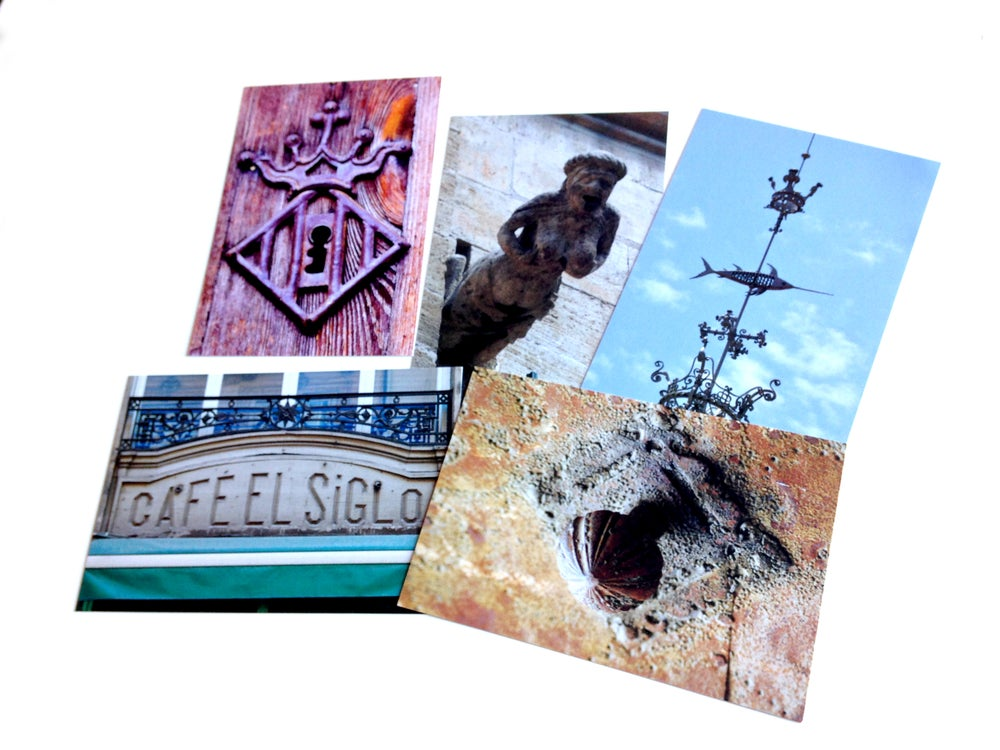 Image of Colección de postales València al detall