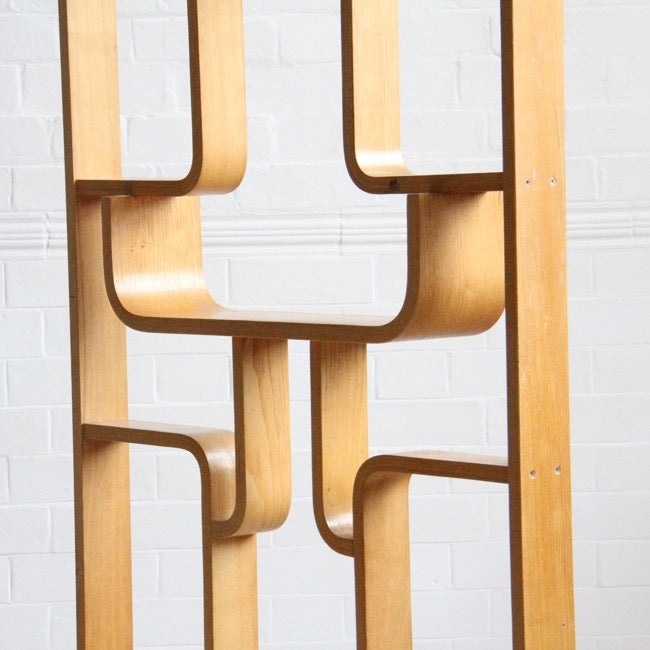 Image of Wall unit by Ludvik Volak for Drevopodnik