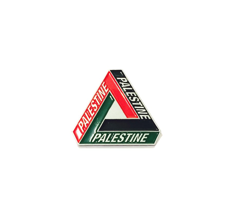Image of Palestine Lapel Pin Badge