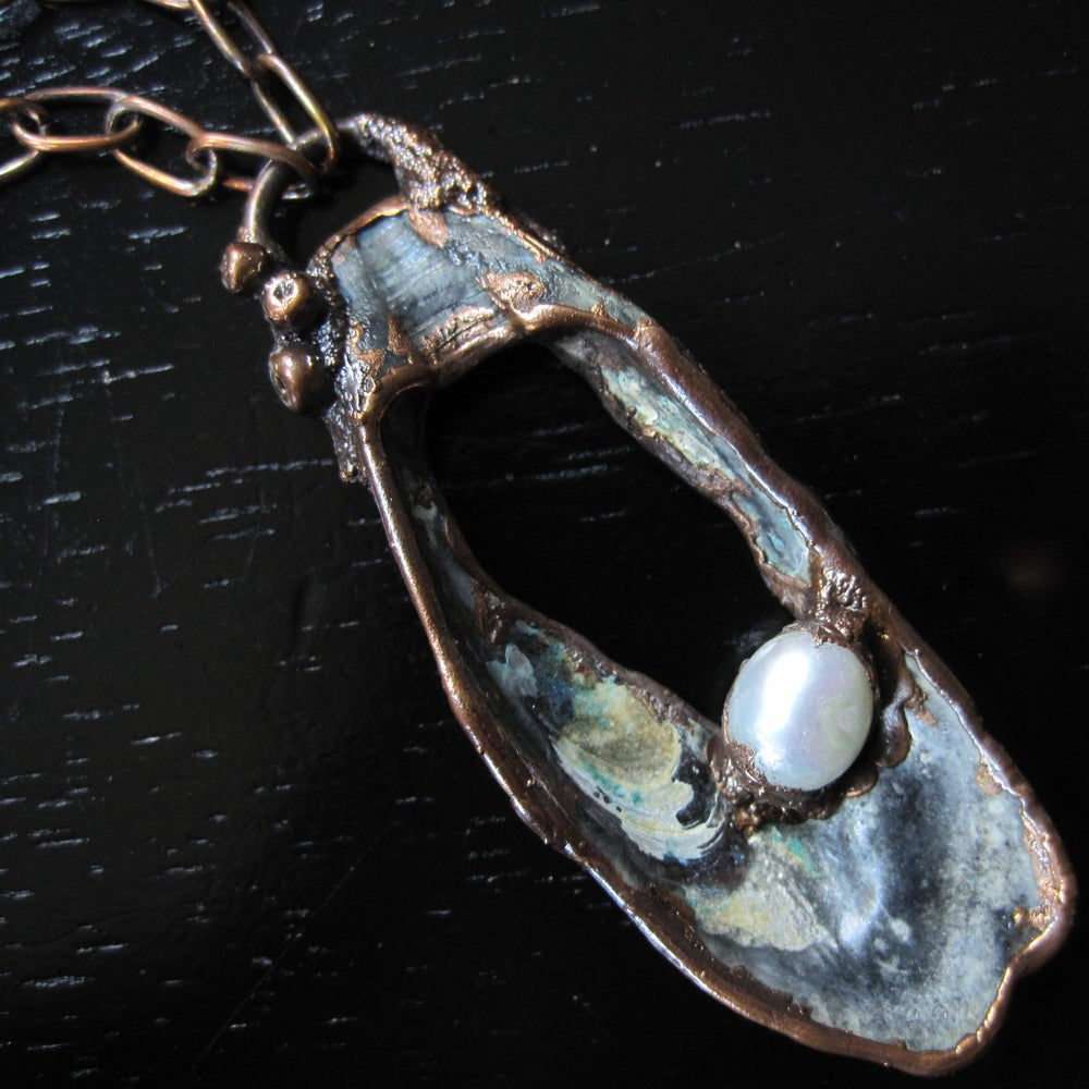 Image of Sand and Surf Pendant I