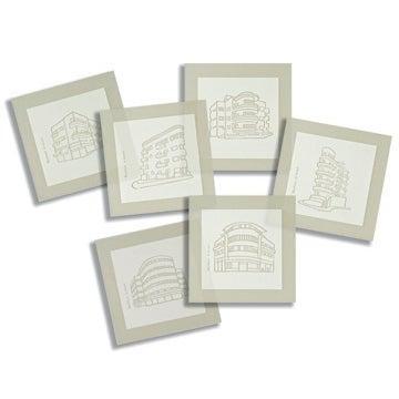 Image of Bauhaus coasters