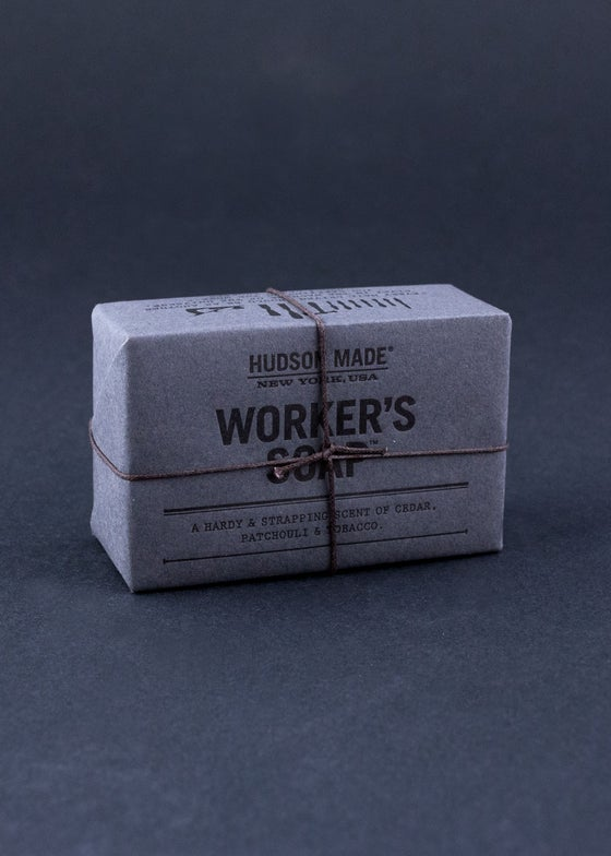 Image of Hudson Made Worker's Soap