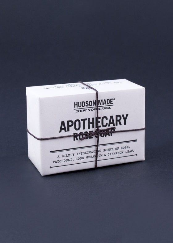 Image of Hudson Made Apothecary Rose Soap