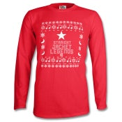 Image of Straight Jacket Christmas Jumper