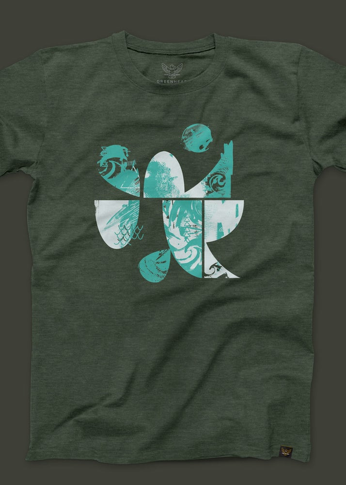 Image of Greenhead Artist Series Mens T-Shirt