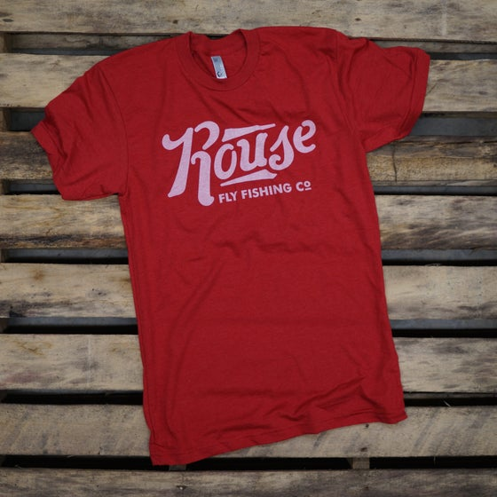 Image of Vintage Red Tee