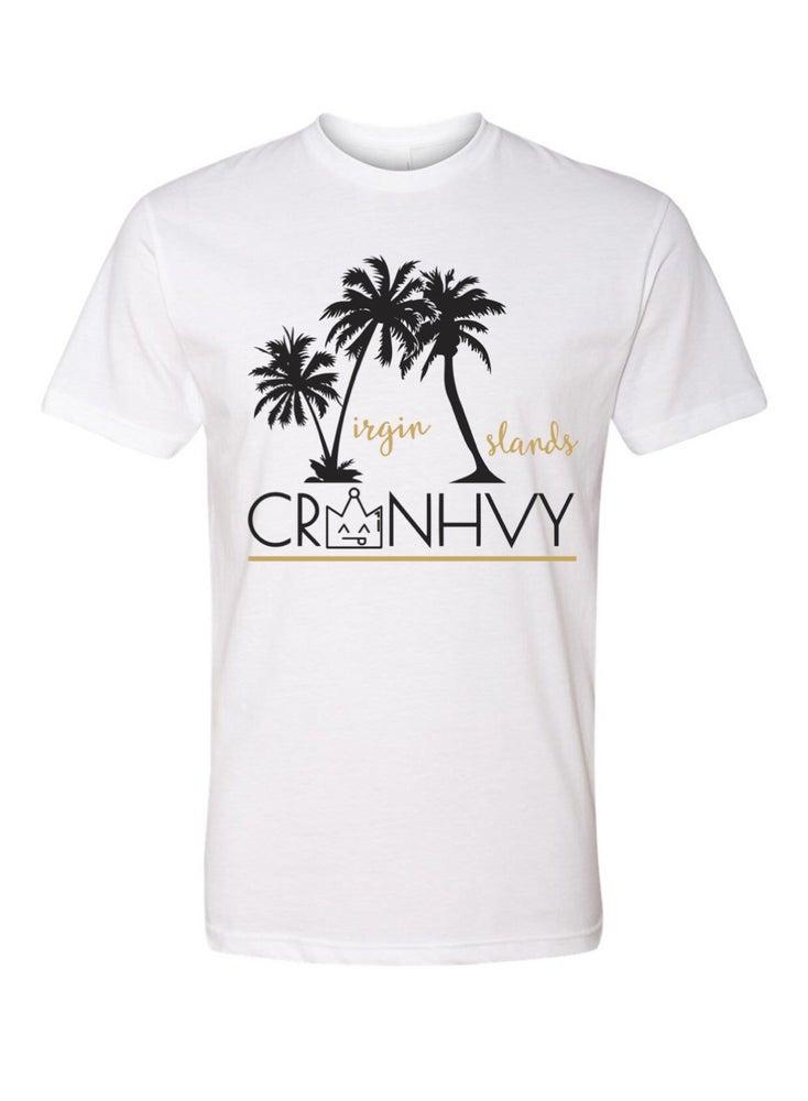 Image of CRWNHVY VI Tee