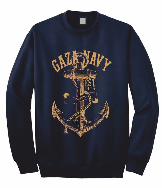 Image of *NEW* Rustic Gavy Navy Sweat