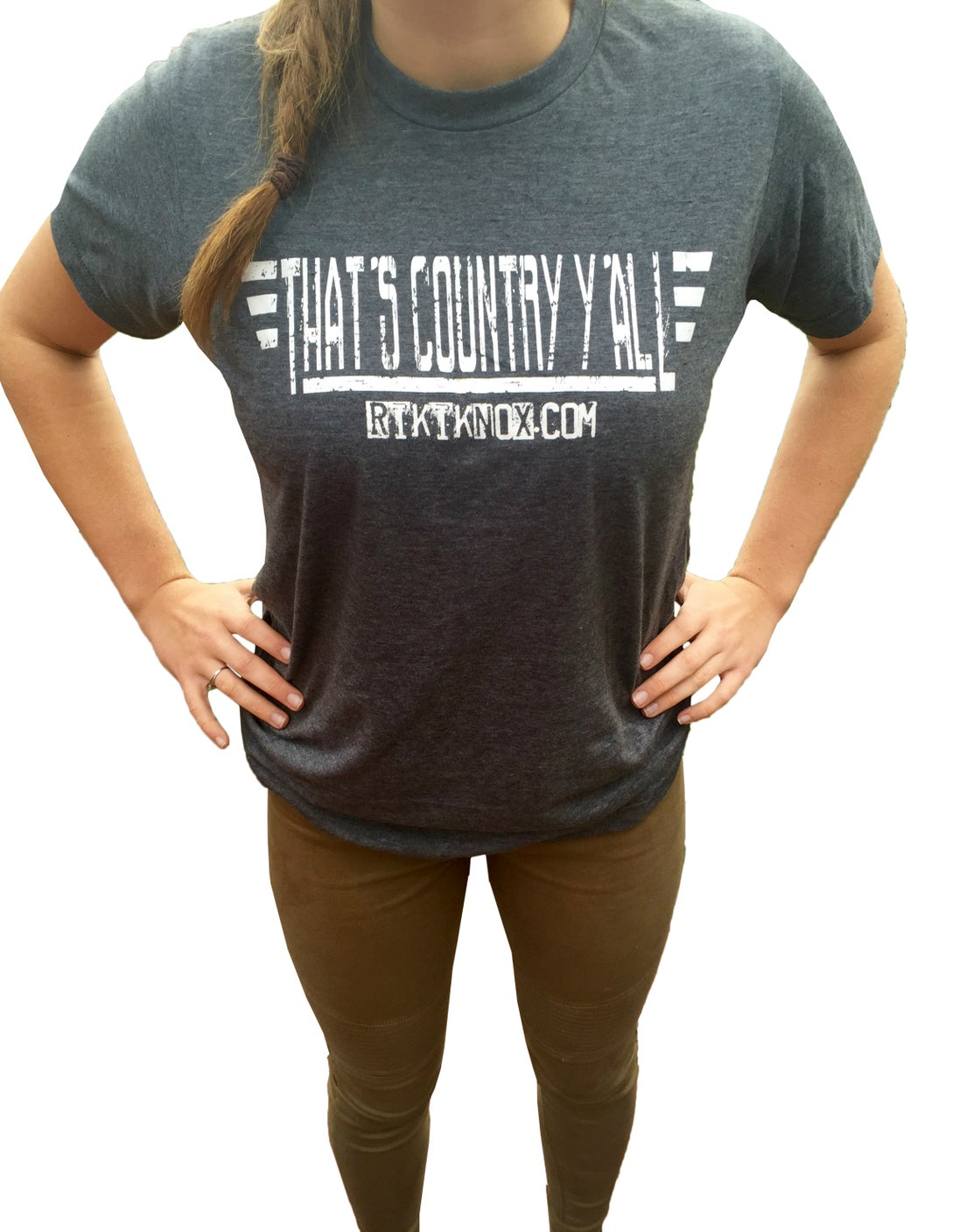 Image of 'That's Country Y'all' Unisex Tee