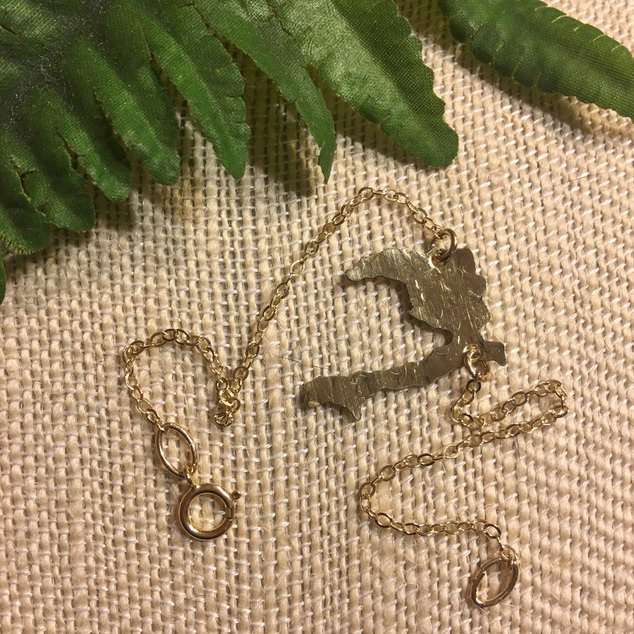 Image of Distant Relatives Bracelet (or Necklace)