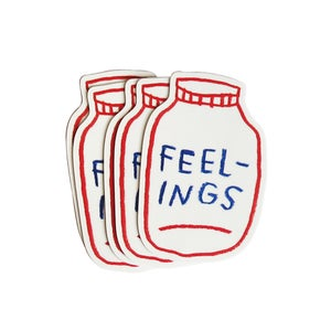 Image of FEELINGS Sticker Pack