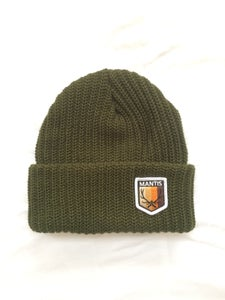 Image of Logger Elk beanie Huntsman green
