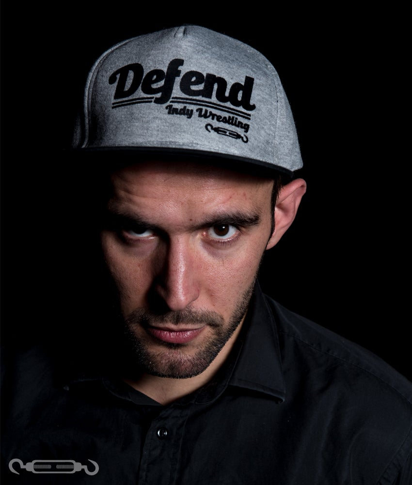 Image of DEFEND Jersey Snapback Cap