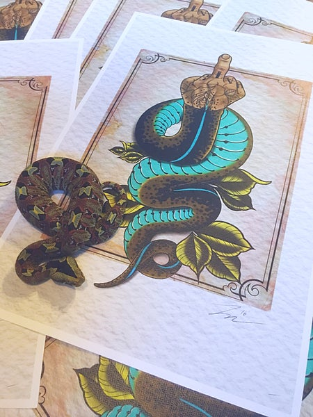 Image of Danger Noodle Prints ;)