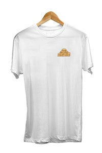 Image of STOKE CREATURE TEE <br /> WHITE