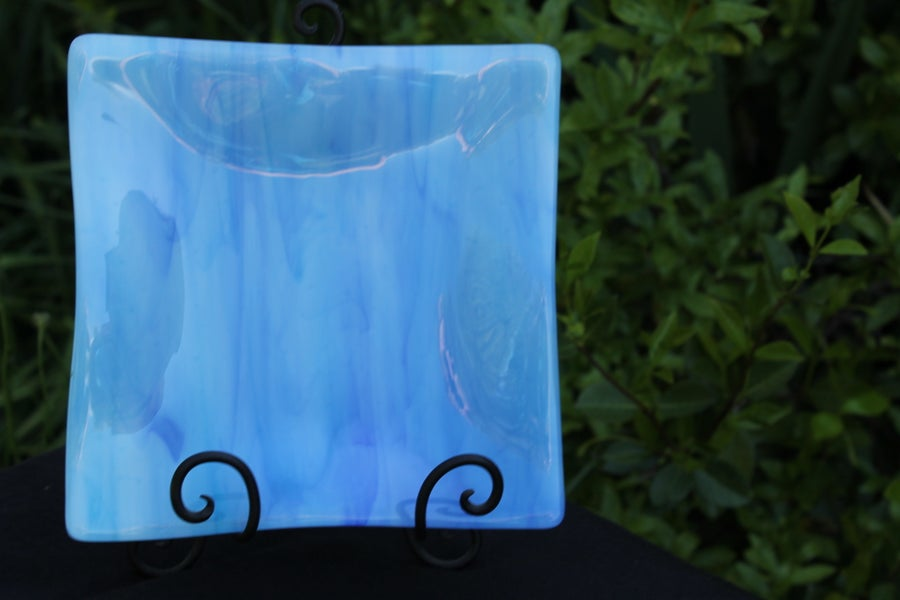 Image of Glass Platter