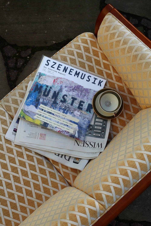 Image of SZENEMUSIK - Ausgabe 1 | Münster