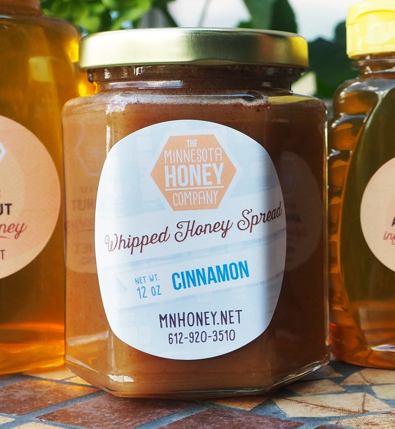 Image of Classic Whipped Honey Spreads