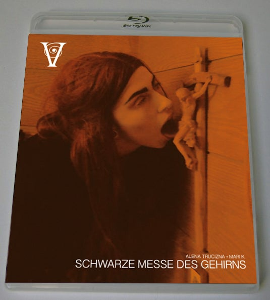 Image of SCHWARZE MESSE DES GEHIRNS (ENGLISH EDITION) - BLU-RAY-R + DVD (HD COLLECTION #6)