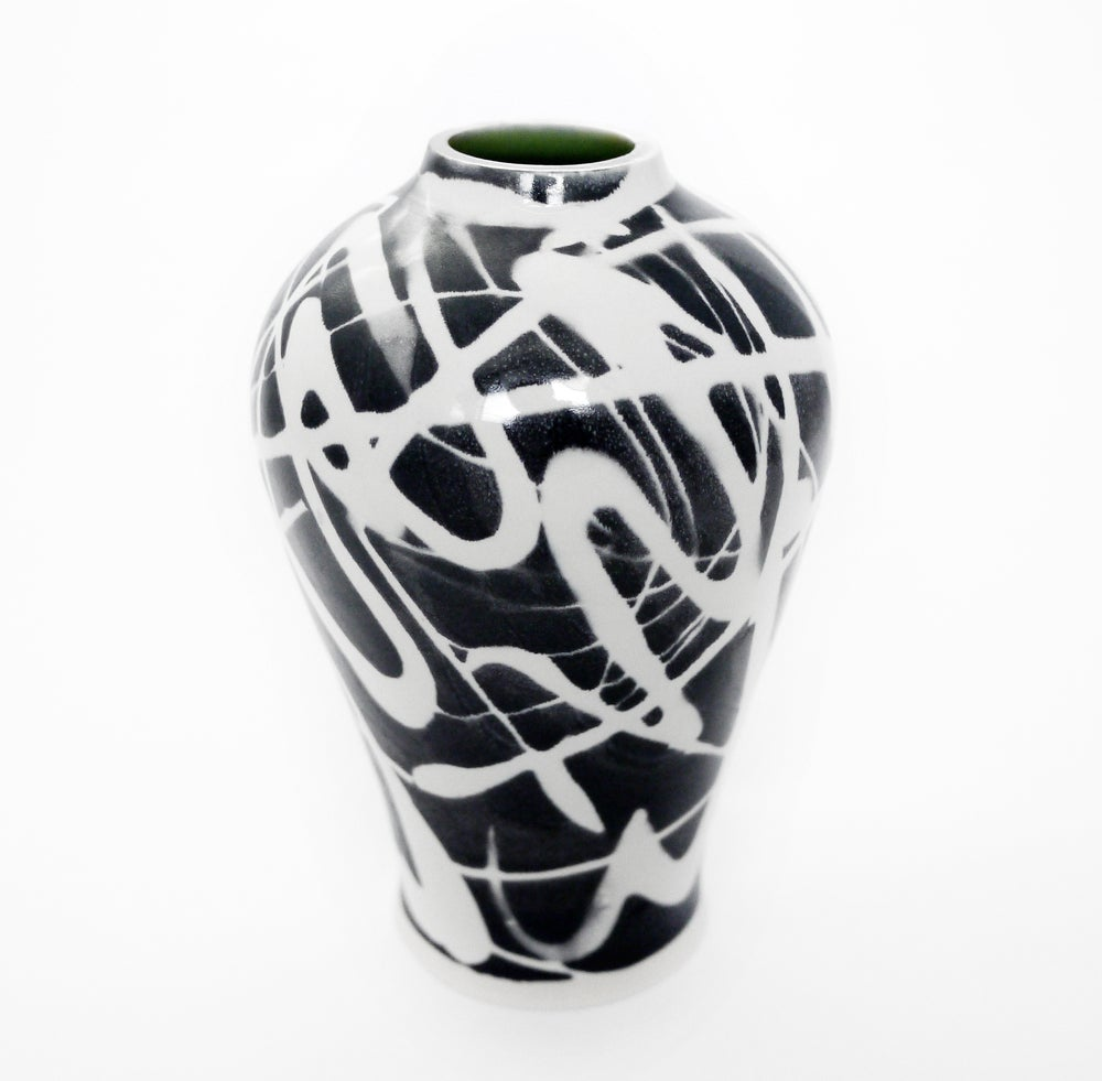 Image of 'Long Exposure' Vase